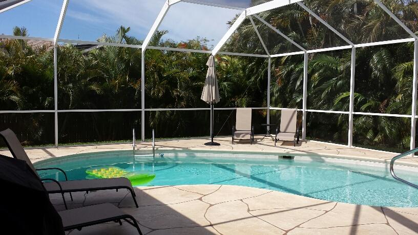 Ferienhaus Cape Coral mit Pool